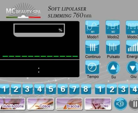 Apparecchiature e Attrezzature per Estetica - Laser