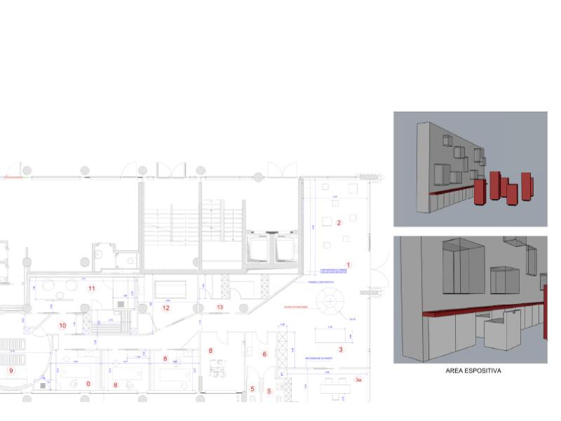 Progettazione ed arredamento centro benessere studi di for Arredamento centri estetici